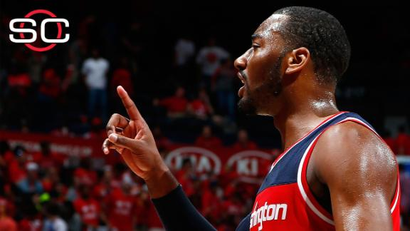 John Wall's injury a devastating blow to Wizards