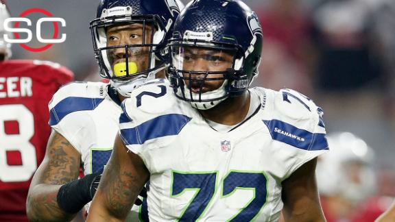 Seahawks' Bennett wants new deal, skips OTAs