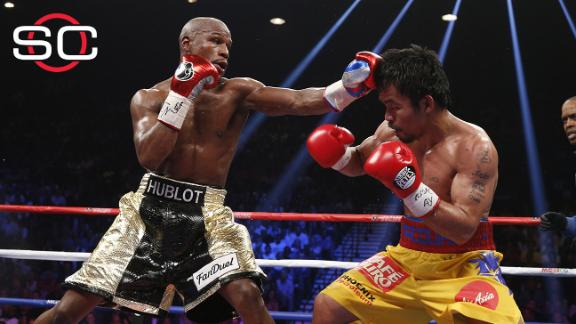 MayPac sets pay-per-view and gate records