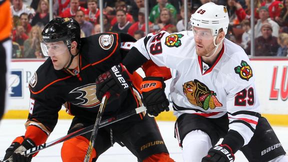 Ducks face Blackhawks for spot in Stanley Cup finals