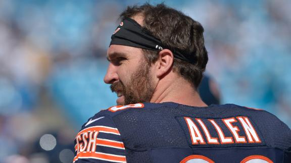 Video - Position change could mean big year for Jared Allen