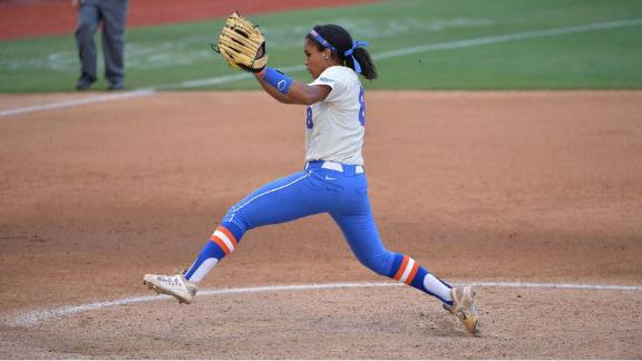 Ocasio strikes out 17 in UF's opening win