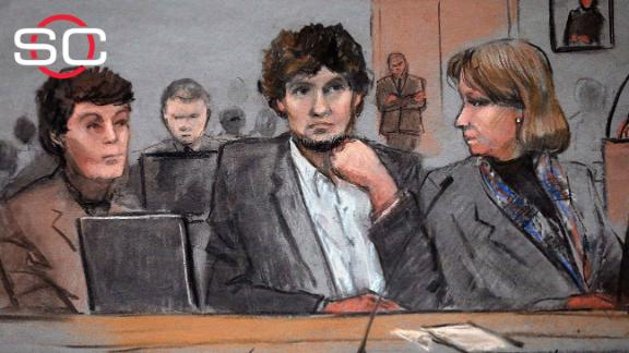 Dzhokhar Tsarnaev sentenced to death