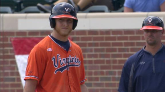 Virginia sweeps North Carolina