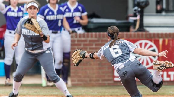 Mississippi State falls in Lafayette Regional