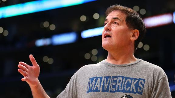 Mark Cuban admits he was wrong about Rockets