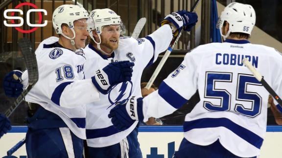 Breaking down Lightning's Game 2 win