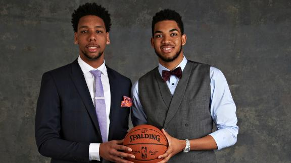 Who will Timberwolves draft at No. 1?