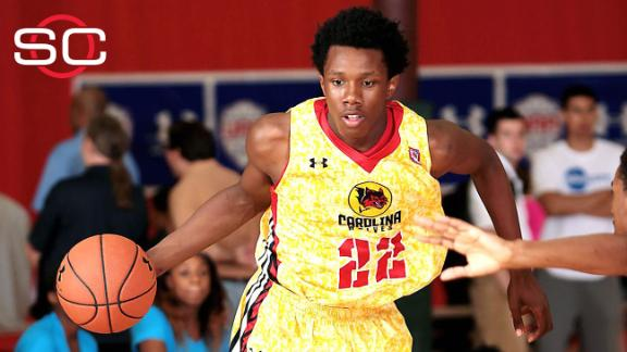 Texas gets commitment from Tevin Mack