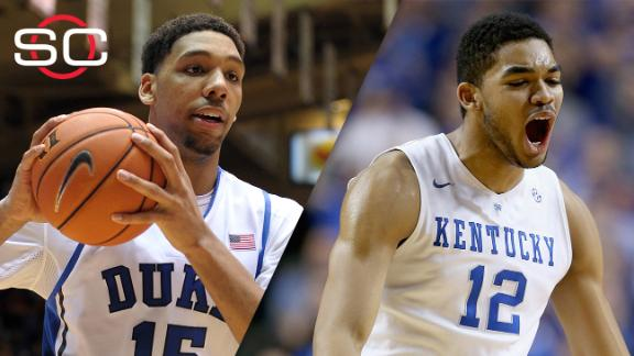 Okafor, Towns class of NBA draft