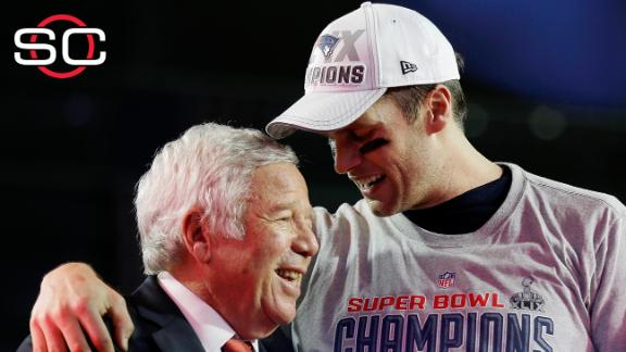 Patriots accept Deflategate punishment