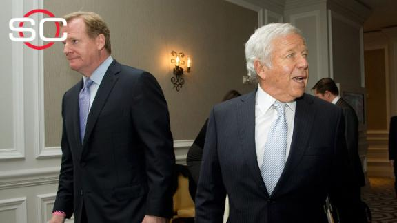 Patriots won't appeal Deflategate penalties