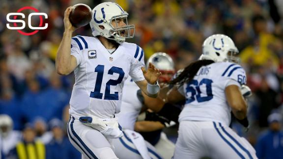 Video - How will Tannehill deal impact Andrew Luck?