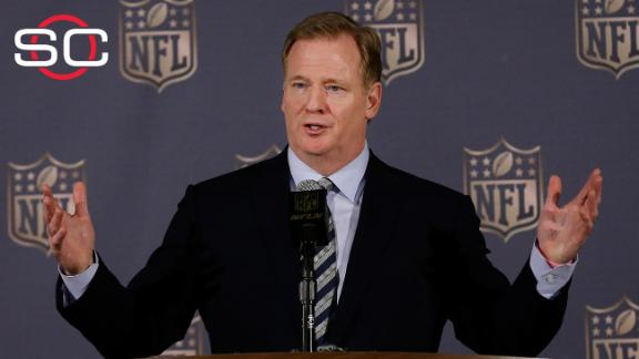 Takeaways from Roger Goodell's news conference
