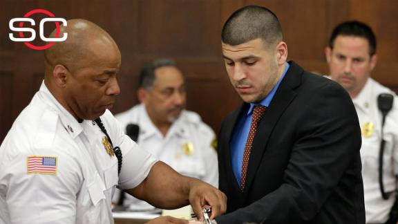 Another serious charge against Aaron Hernandez