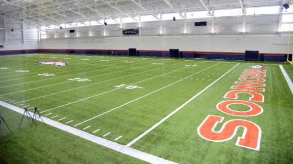 Broncos open new practice facility