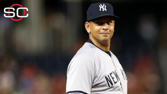 A-Rod commended by commissioner