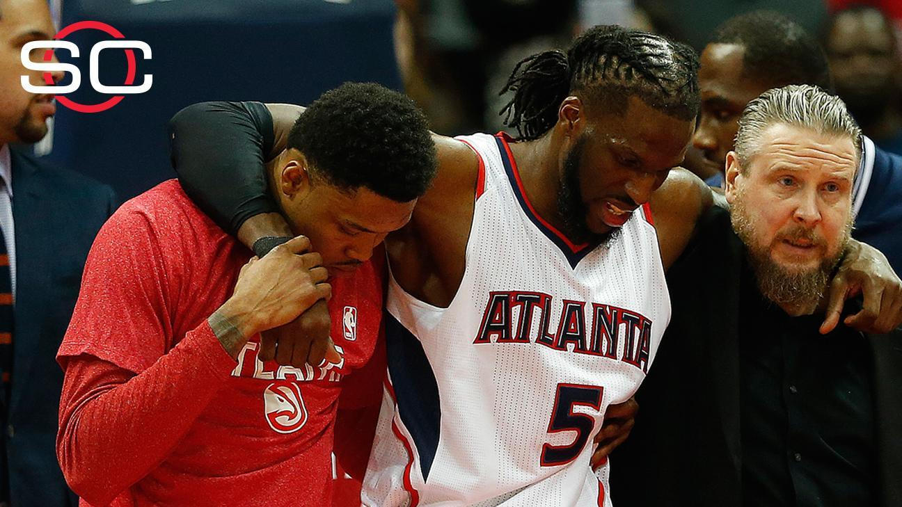 DeMarre Carroll questionable for Game 2