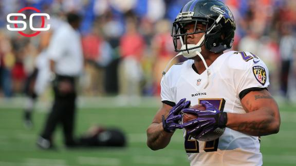 Video - Former Raven Rice completes pretrial intervention