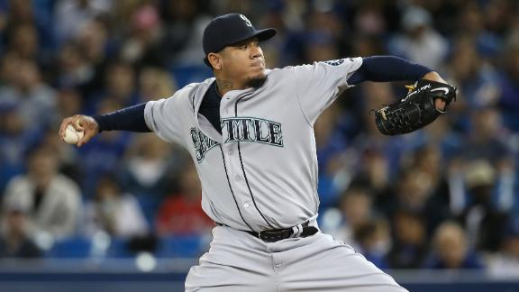King Felix improves to 7-1
