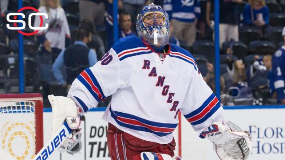 Henrik Lundqvist the key for Rangers