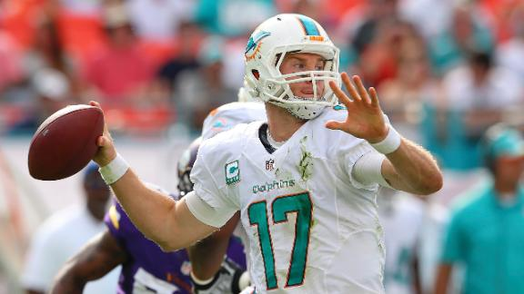 Tannehill, RG III will be focus of lead-up to season opener