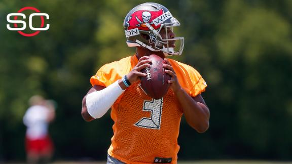 Winston earning early rave reviews from Bucs