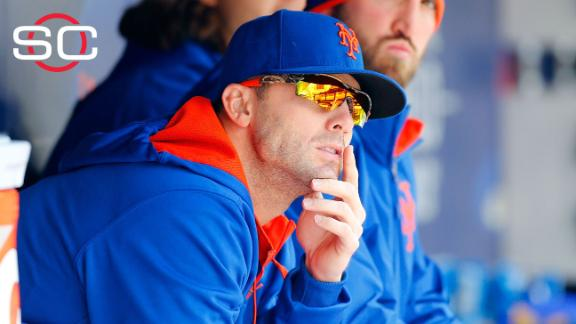 David Wright diagnosed with spinal stenosis