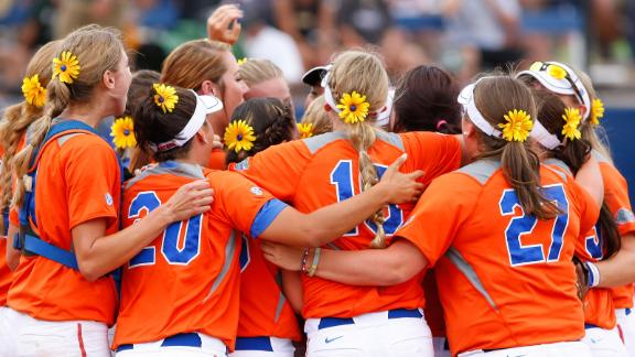 Previewing the five SEC teams in the WCWS