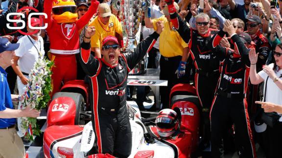 Montoya wins 2015 Indianapolis 500