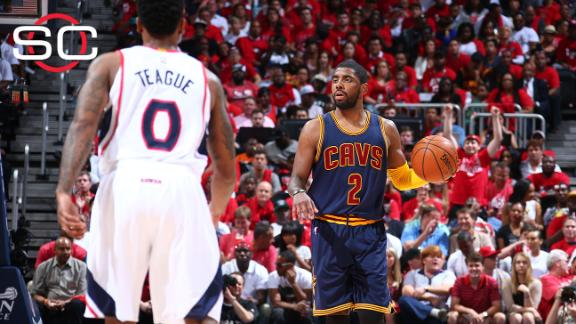 Irving likely to face Hawks in Game 3