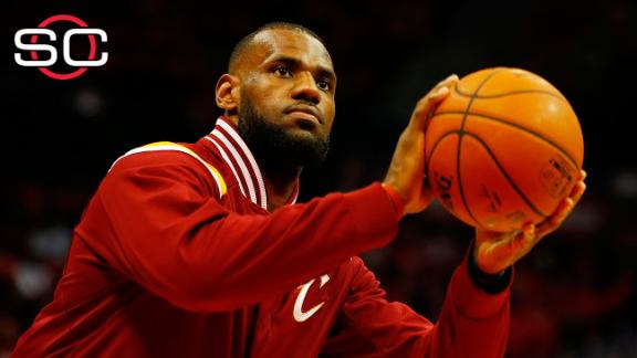 LeBron: 'Violence is not the answer'
