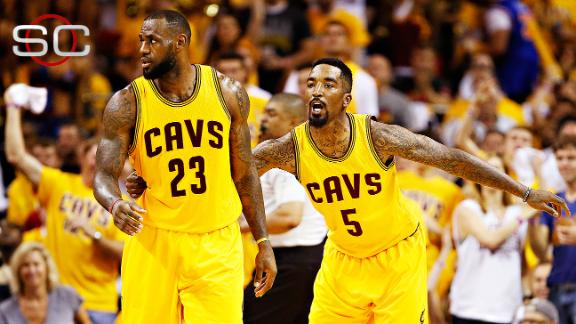 Cavs pull it out in OT for commanding 3-0 lead