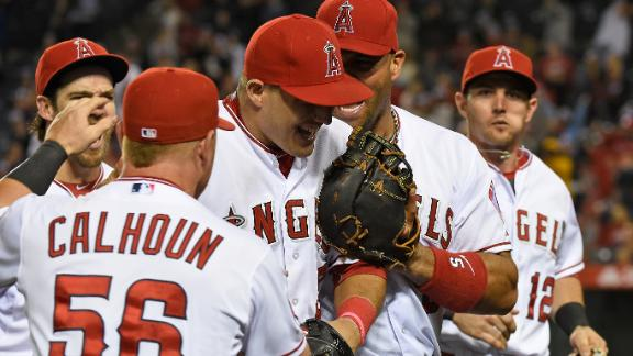 Angels begin important 10-game homestand