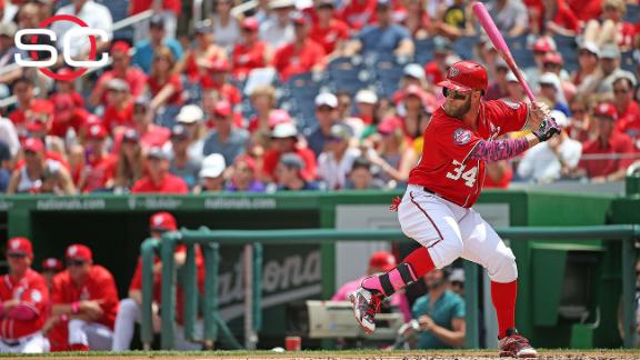 Young stars Harper, Bryant to battle
