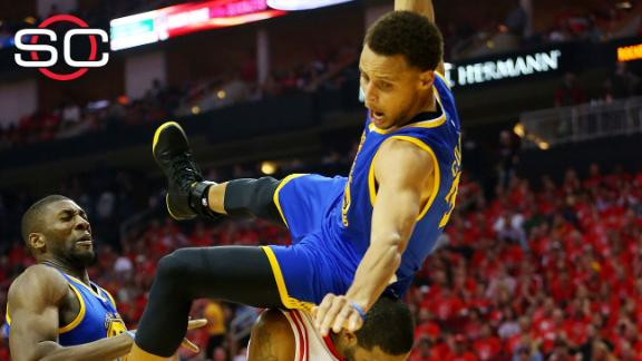 Wilbon 'Terrified' when Curry goes down