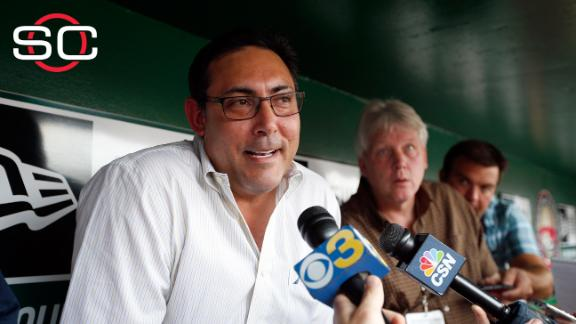 Phils GM Ruben Amaro: Fans critical of approach don't understand the game