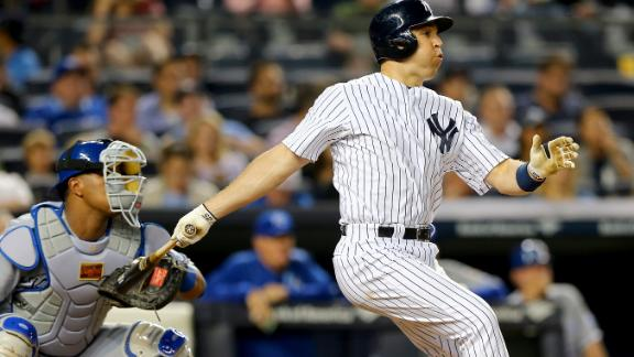 With a chance to sweep Royals, Yankees have five signs of hope