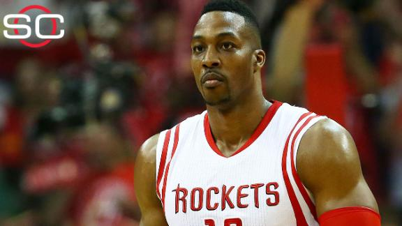 NBA officials: No additional penalty for Dwight Howard foul on Andrew Bogut