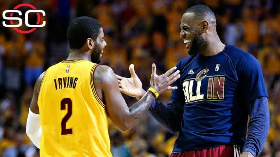 Cavs rout Hawks, reach franchise's 2nd Finals