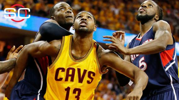 Thompson critical to Cavaliers' success