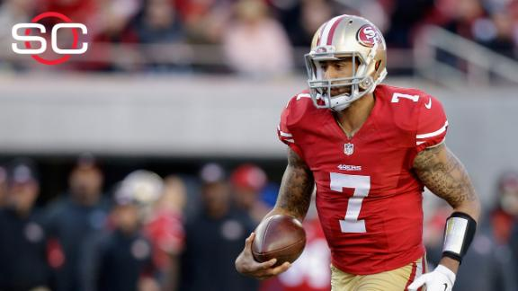 Kaepernick apologizes for insensitive flood post