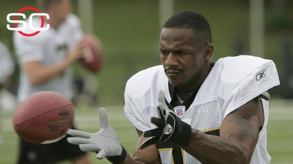 Joe Horn on draft-day hugs: Roger Goodell 'will rip their throat apart'