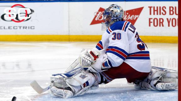 Rangers force Game 7 with blowout of Lightning