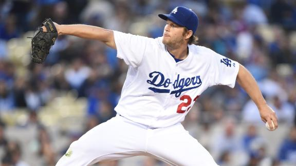 Braves shut out by Kershaw, Dodgers