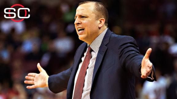 Bulls seriously weighing whether to fire coach Tom Thibodeau
