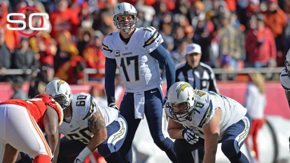 Video - Rivers open to staying with Chargers