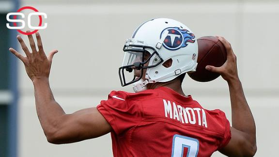 Bright future for Mariota