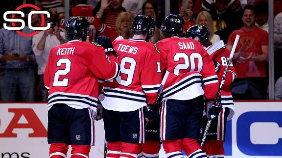 Blackhawks roll over Ducks to force Game 7