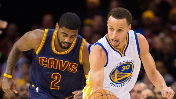 Warriors-Cavs Preview